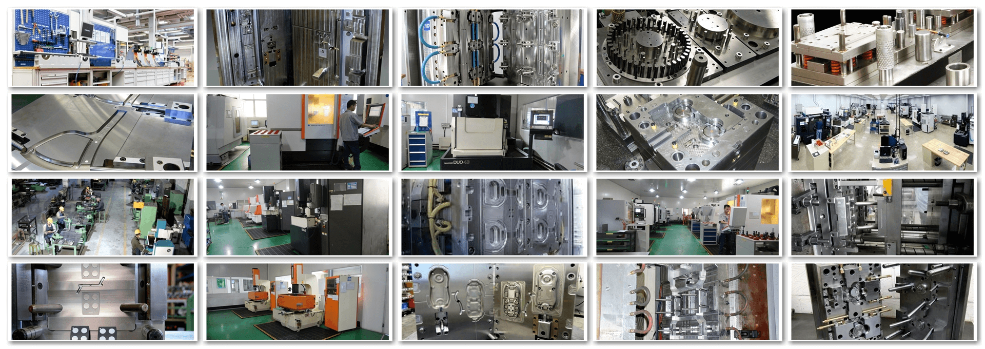 WORLD CLASS INJECTION MOULD MANUFACTURING