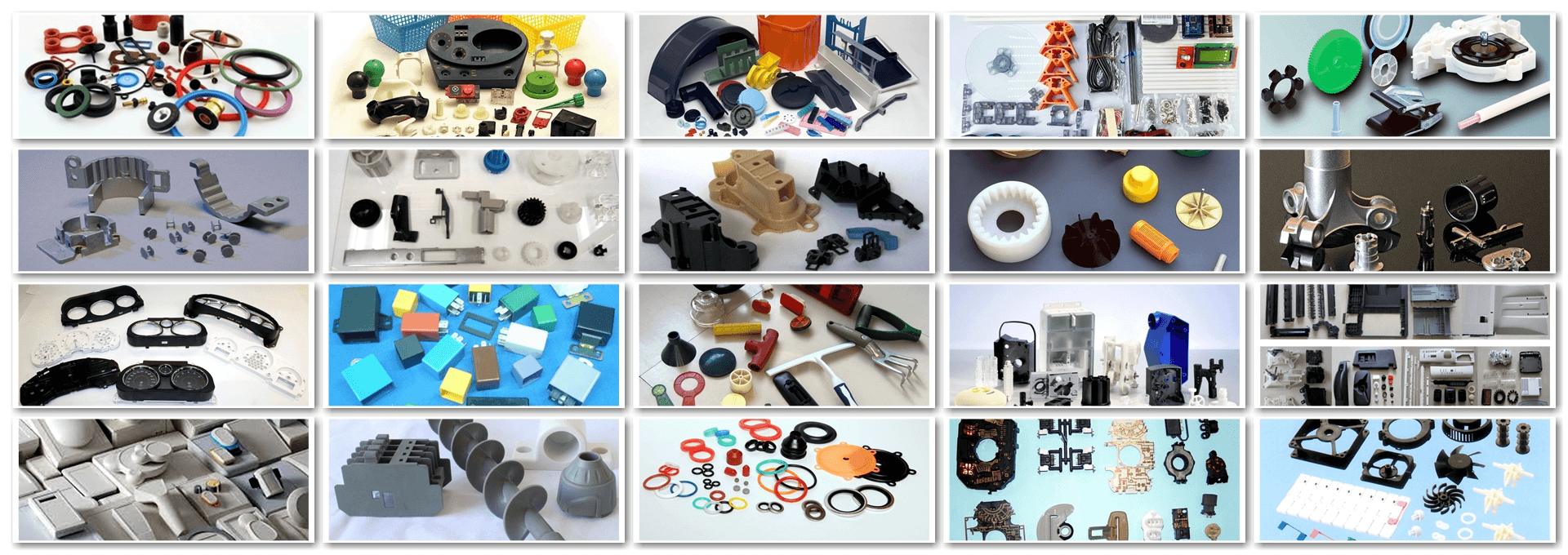 BATCH-TO-MASS PRODUCTION OF QUALITY PARTS